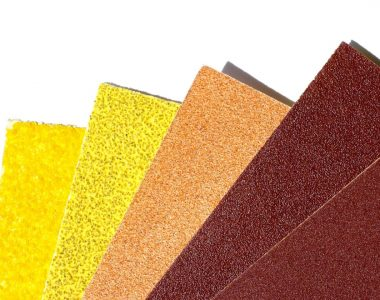 Which Sandpaper Grit is right for your job?