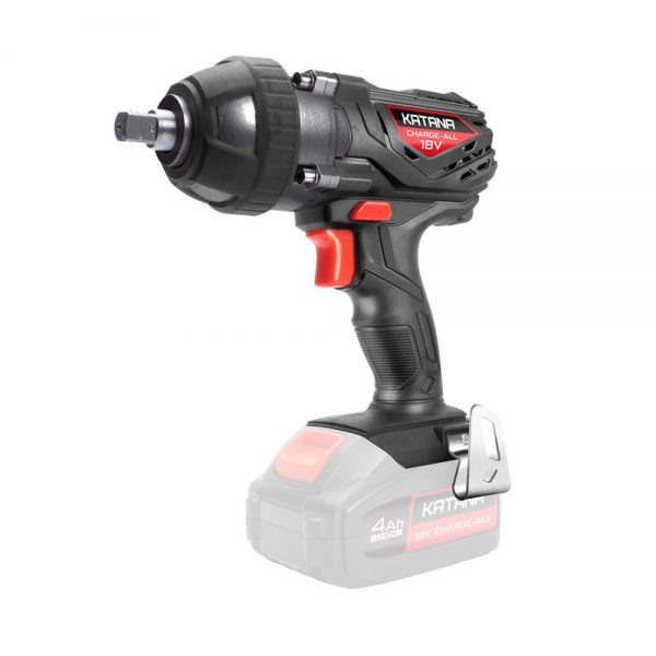 "(product) Katana 18V Charge-All 1/2"" Impact Wrench"