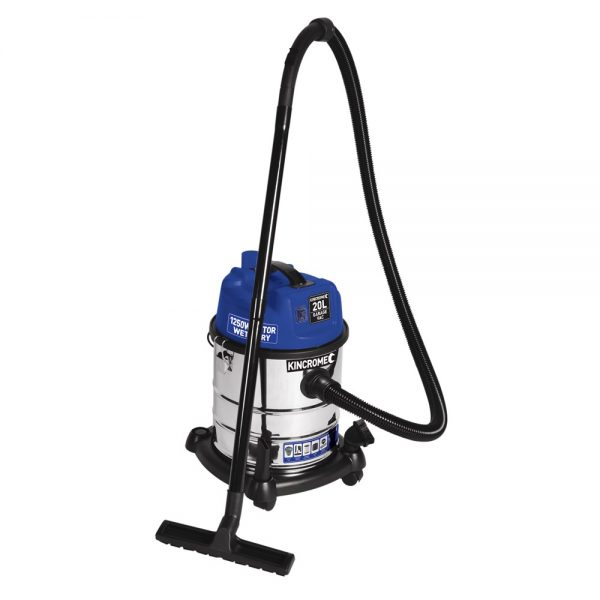 (product) Kincrome Wet & Dry Garage Vacuum - 20L 240v/1250w